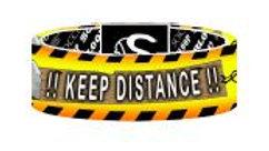 KEEP DISTANCE WRISTBAND