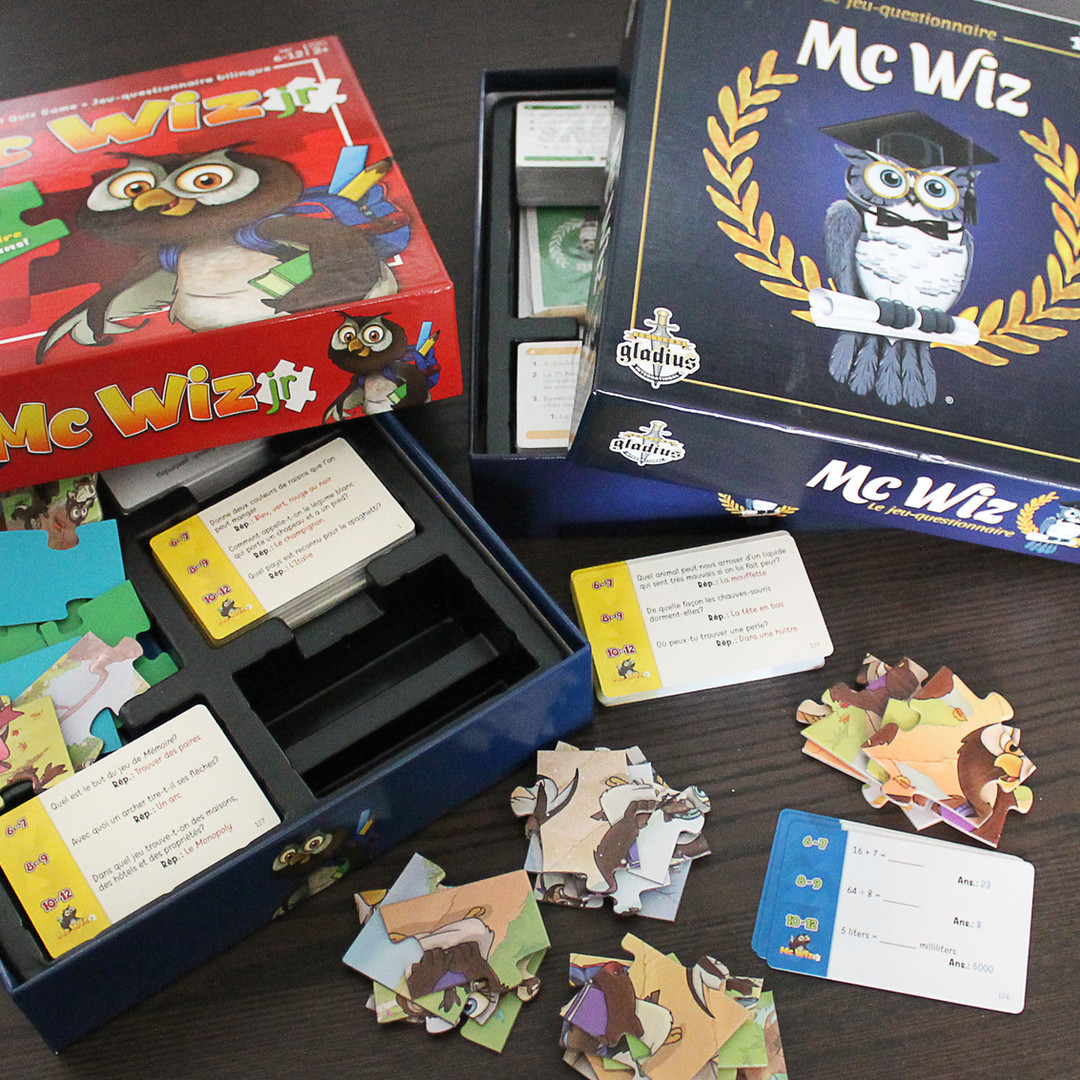 Collection Mc Wiz