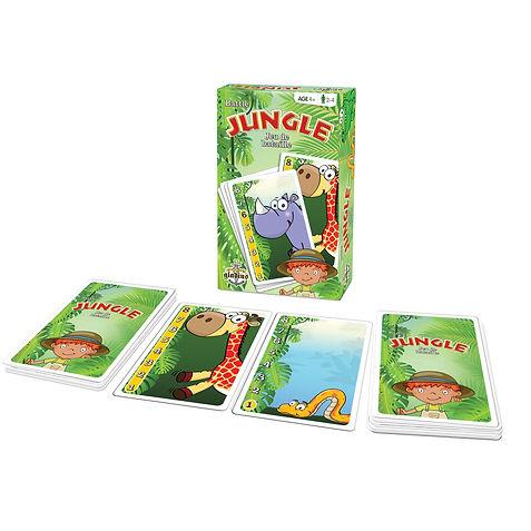 Jeu de bataille - Jungle