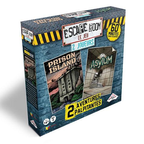 Escape Room - 2 joueurs