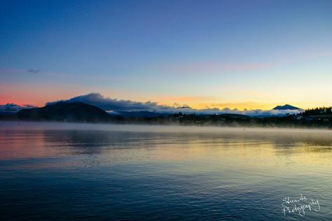 Sunrise Lake Wanaka