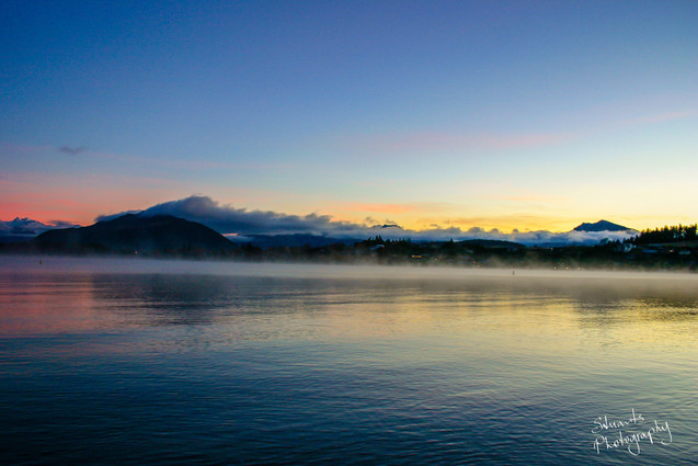 Sunrise Lake Wanaka