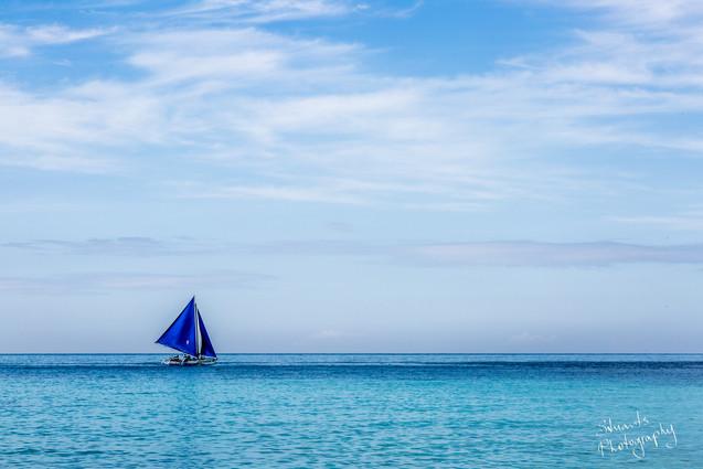 Boracay Blue