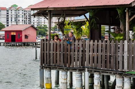 Clan Jetties Penang