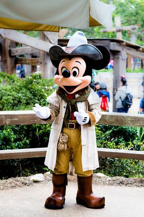 Mickey Mouse HK Disney