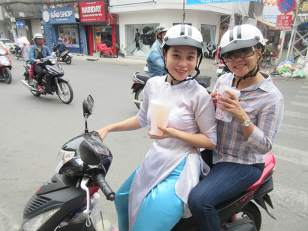 Scooter Tour