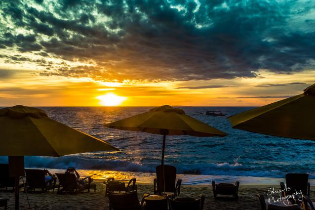 Sunset Shangrila