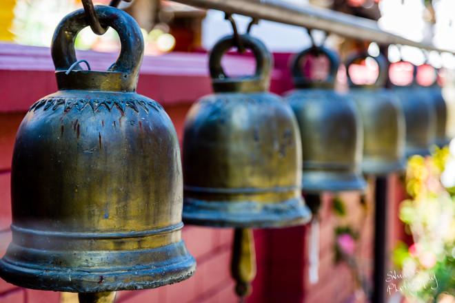 Temple bells Chiang Mai