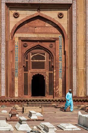 Fatehpur Sikri tombs