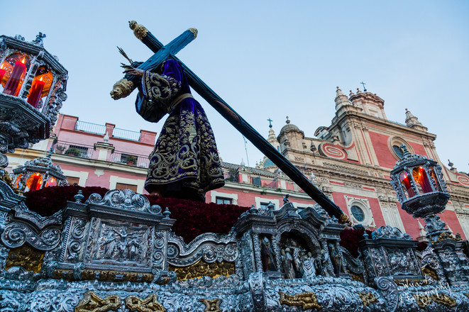 Easter procession Seville