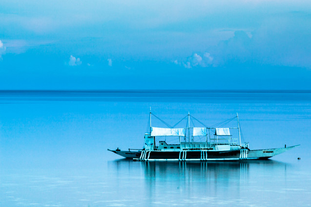 Dive Boat Bohol