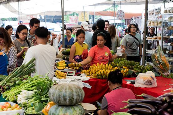 Legaspi Markets