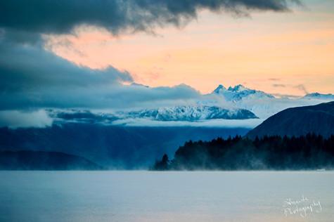 Misty Lake Wanaka