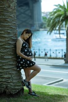 Ivy Maternity shoot in Sydney