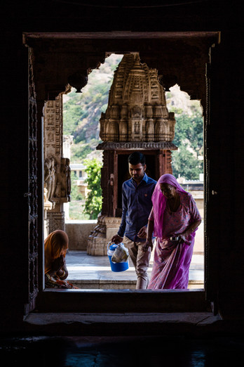 temple amer fort