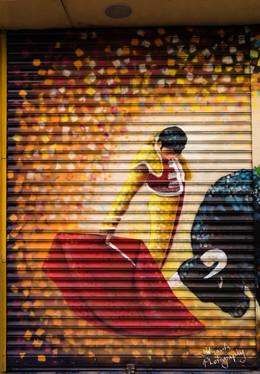 Street Art in Barcelona