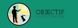 Logo Objectif contact nature