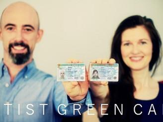 The SDGI Guide to an Artist Green Card