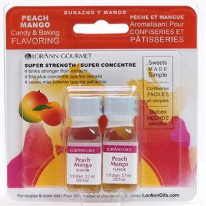 Peach Mango 1 dram twin pack