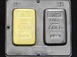 500g Gold Bars