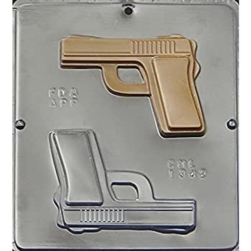 9mm hand gun