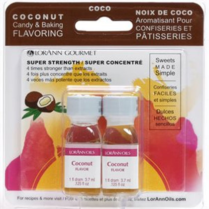 Coconut 1 Dram Twin Pack
