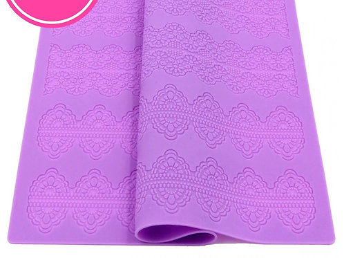 Lace Silicone Mat