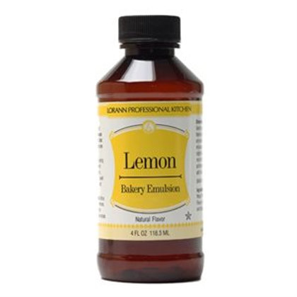 Lemon Emulsion 4oz