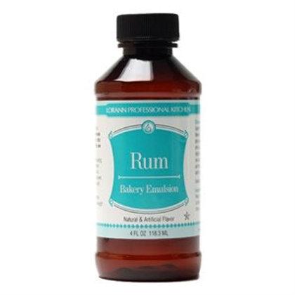 Rum Emulsion