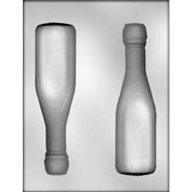 3D bottle mold