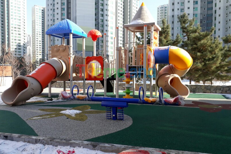 인천 남동구 아파트 신축 2놀이터