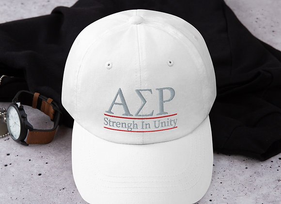 ASR Strength in Unity Dad hat