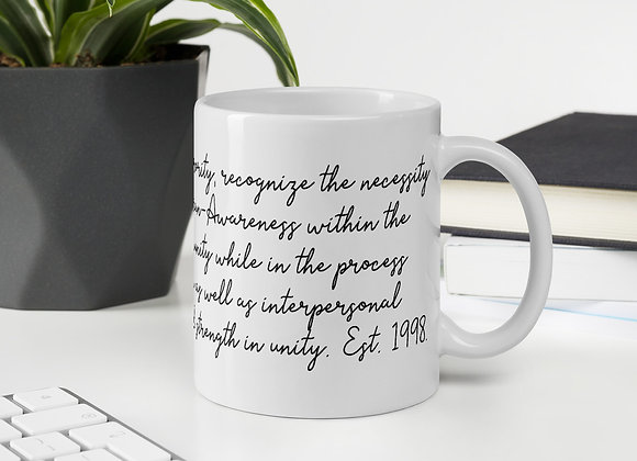 ASR Purpose Mug