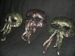 Tentacle Masks