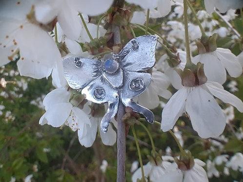 Custom Luna Moth
