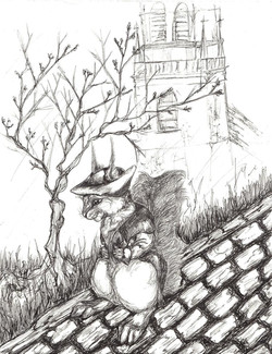 The Midnight Run of Squirr Revere