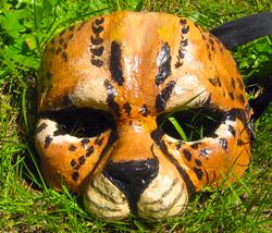 Cheetah Mask