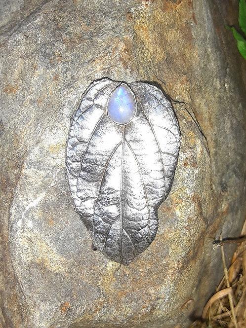 Jasmine Leaf Pendant