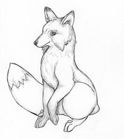 Cheerful Fox