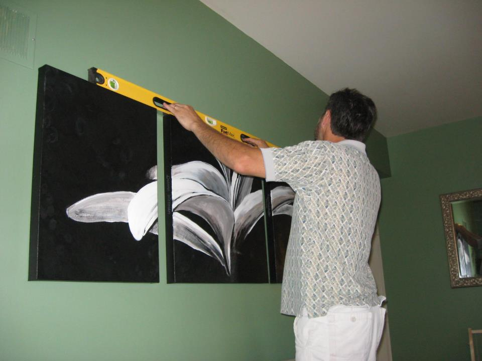 In home installation