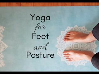 Yoga for Feet & Posture