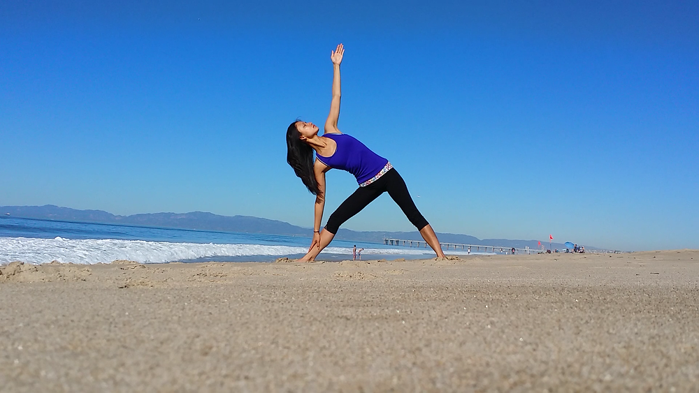 Yoga Therapy by the Beach