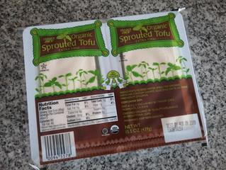 Roasted Garlic Potatoes w/ Tofu Hash