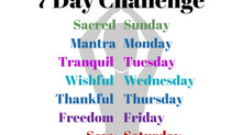 The Mindful Diva Challenge!