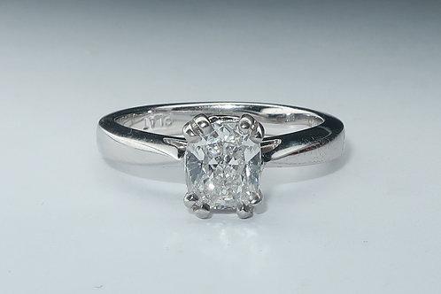 Solitaire Diamond Engagement / Anniversary Ring