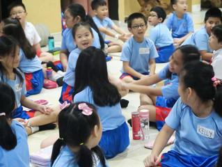 Bina Pribadi: Menjadi Anak yang Bertanggung Jawab