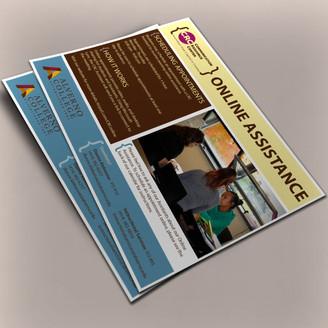 CRC Online Assistance Mockup