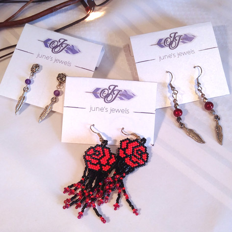 June's Jewels Earring Set 1