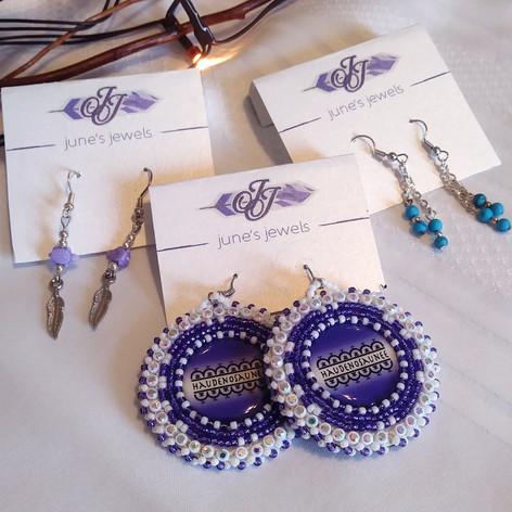 June's Jewels Earring Set 2