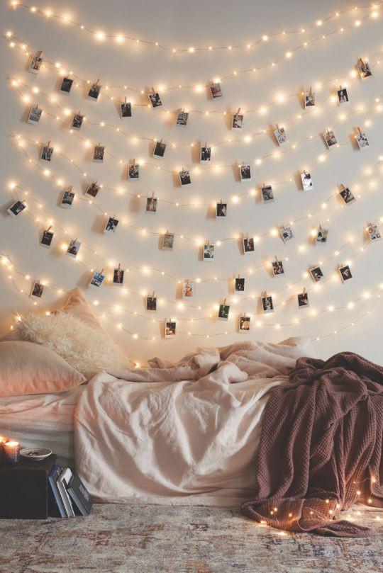 Ideas to illuminate your dorm